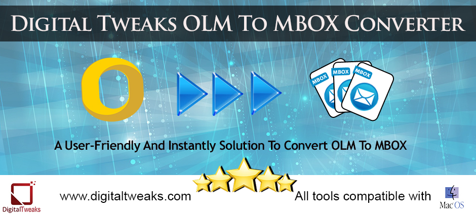 Free OLM to MBOX Converter