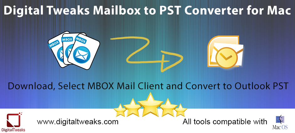 MBOX to Outlook conversion