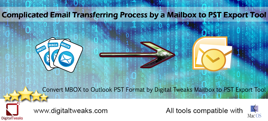 transfer mbox to outlook