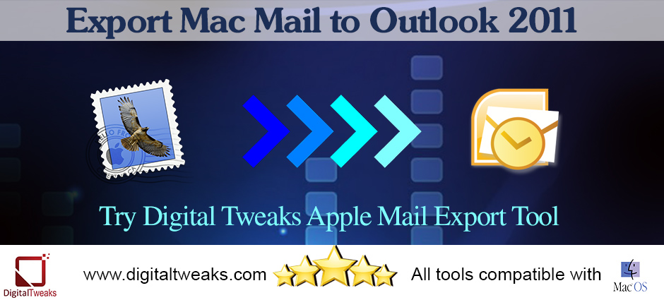 how to convert apple mail to outlook 2011