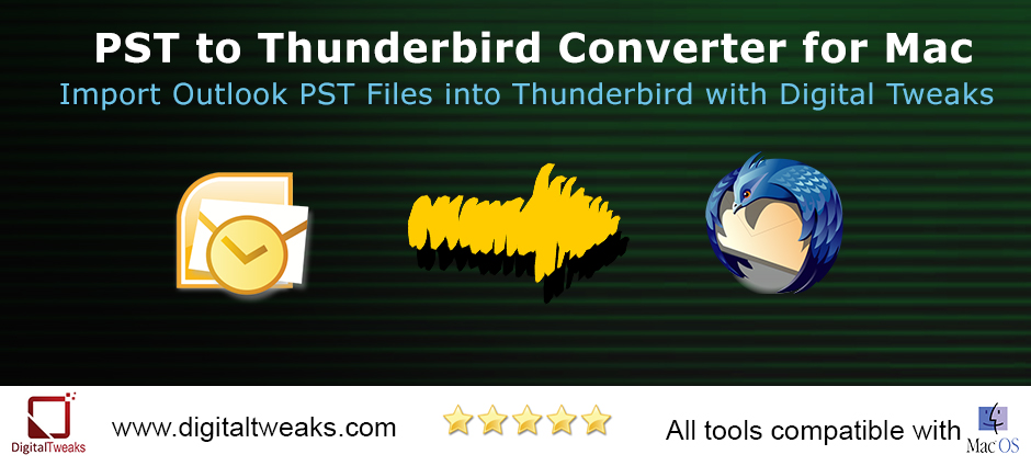 moving from outlook to thunderbird