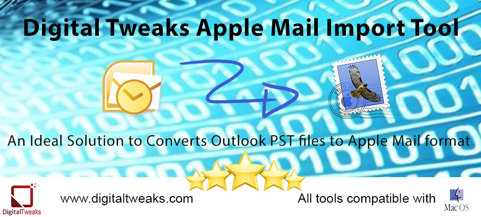 Free Outlook to Apple Mail Converter