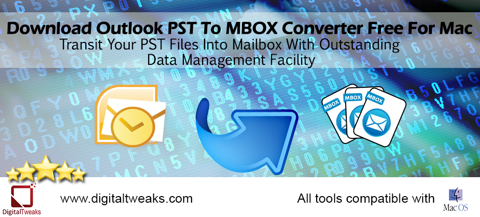 Free PST to MBOX Conversion