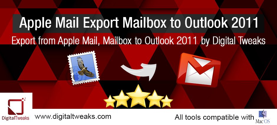 Apple Mail export Mailbox