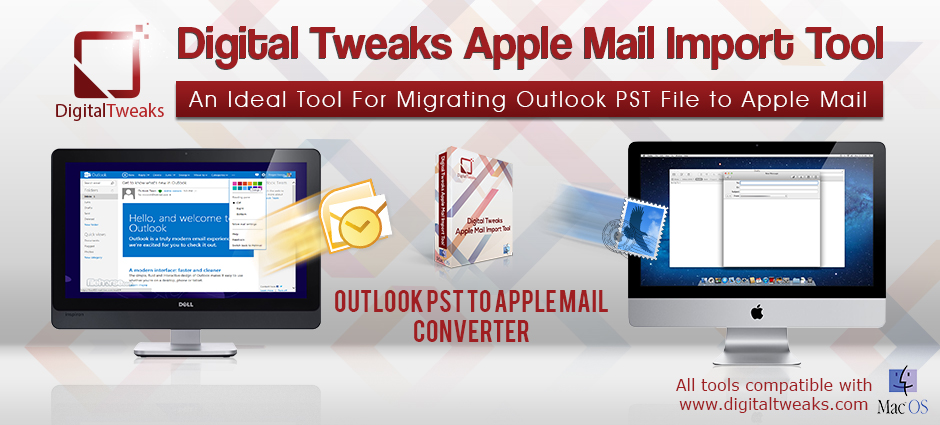 Outlook Pst to Apple Mail Converter